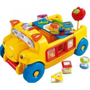 Автобус с кубиками Fisher Price